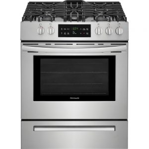Frigidaire oven gas range repair